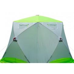 Палатка зимняя Лотос Куб 3 Классик ЭКО (2.10x2.10x1.80 м)