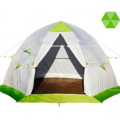 Палатка зимняя Лотос 5C дно ПУ4000 (3.20x3.60x2.05 м)