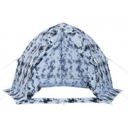 Палатка зимняя Лотос 3 Камуфляж (2.70x2.55x1.80 м)