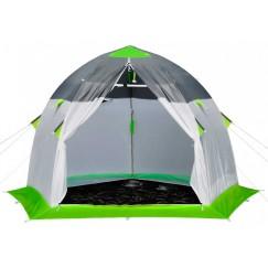 Палатка зимняя Лотос 3 Эко оранжевая (2.70x2.55x1.80 м)