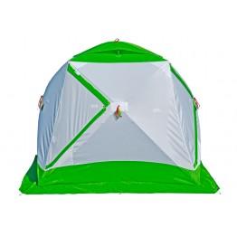 Палатка зимняя Лотос Куб М2 (2.10x2.10x1.80 м)