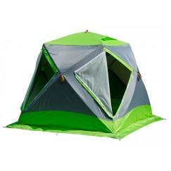 Палатка зимняя Лотос Куб М2 Термо (2.10x2.10x1.80 м)