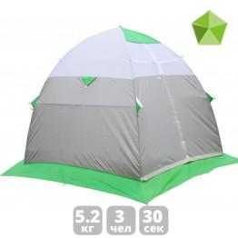 Палатка зимняя Лотос 3 (2.70x2.55x1.80 м)