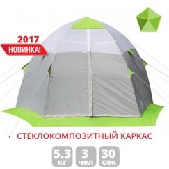Палатка зимняя Лотос 3С (2.70x2.55x1.80 м)
