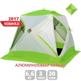Палатка зимняя Лотос Куб Классик А8 (2.10x2.10x1.80 м)