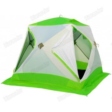 Палатка зимняя Лотос Куб 3 Классик С9 (2.10x2.10x1.80 м)