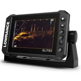 Эхолот Lowrance Elite-FS 7, 7 дюймов (Active Imaging ™, GPS)