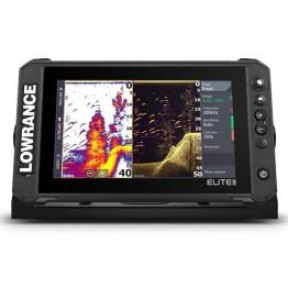Эхолот Lowrance Elite-FS 9, 9 дюймов (Active Imaging ™, GPS)