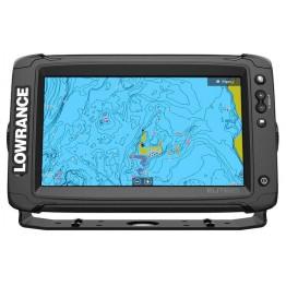 Эхолот Lowrance Elite-9 Ti2, 9 дюймов (Active Imaging 3-in-1, GPS)
