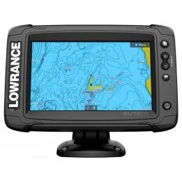 Эхолот Lowrance Elite-7 Ti2, 7 дюймов (Active Imaging 3-in-1, GPS)