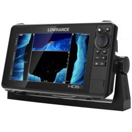 Эхолот Lowrance HDS-9 Live, 9 дюймов (с датчиком Active Imaging 3-в-1)