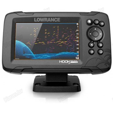 Эхолот Lowrance HOOK Reveal 5 83/200 HDI, 5 дюймов (GPS)
