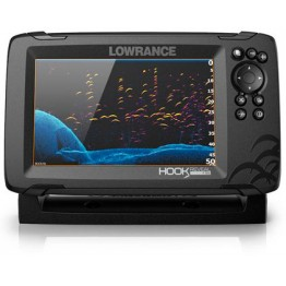 Эхолот Lowrance HOOK Reveal 7 83/200 HDI, 7 дюймов (GPS)