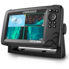 Эхолот Lowrance HOOK Reveal 7 TripleShot, 7 дюймов (GPS)