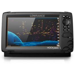 Эхолот Lowrance HOOK Reveal 9 TripleShot, 9 дюймов (GPS)