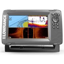 Эхолот Lowrance HOOK2 7 TripleShot, 7 дюймов (GPS)