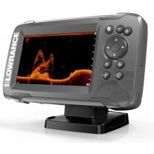 Эхолот Lowrance HOOK2 5x SplitShot, 5 дюймов (GPS)