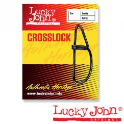Застежки Lucky John Crosslock