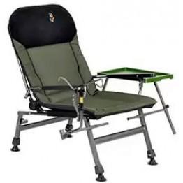 Кресло карповое складное Elektrostatyk FK5 ST/P