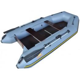 Надувная 2-местная ПВХ лодка Marlin 290SLK