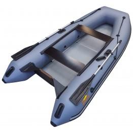Надувная 2-местная ПВХ лодка Marlin 300E