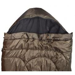 Спальный мешок Mednovtex Expert Travel 225x85 с подголовником (-10°C)