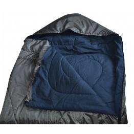 Спальный мешок Mednovtex Extreme Travel 250x97 с подголовником (-5°C)