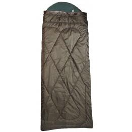 Спальный мешок Mednovtex Expert Travel 225x85 с подголовником (-15°C, на флисе)
