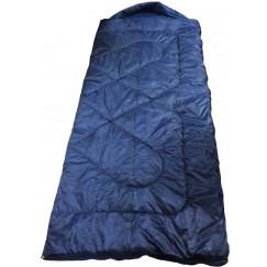 Спальный мешок Mednovtex Extreme Travel 250x97 с подголовником (-15°C, на флисе)