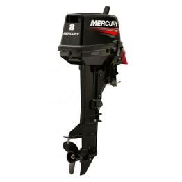 Подвесной 2-х тактный бензиновый лодочный мотор MERCURY 8MH (169CC, аналог 9.9)