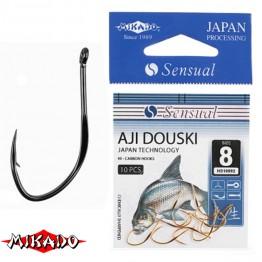 Крючки Mikado Sensual Aji Douski BN
