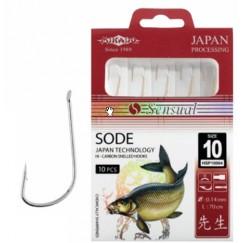 Крючки с поводками Mikado Sensual SODE (N)