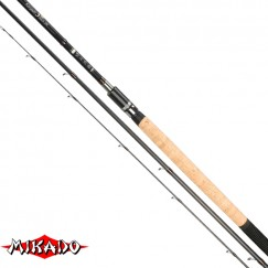 Удилище матчевое Mikado Karyudo Match 420, углеволокно, штекерное, 4.2 м, тест: до 25 г, 232 г