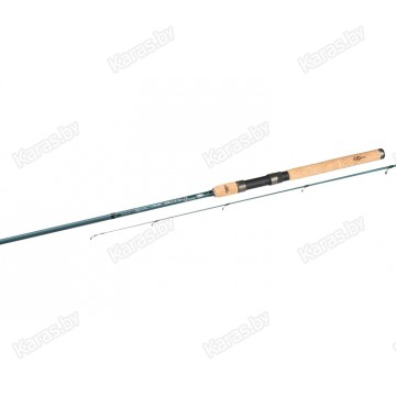 Спиннинг Mikado Apsara Light Spin 240, углеволокно, штекерный, 2.40 м, тест: до 12 гр, 145 г