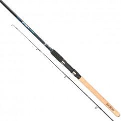 Спиннинг Mikado Sasori Medium Light Spin 240, углеволокно, штекерный, 2.40 м, тест: 5-25 гр, 154 г