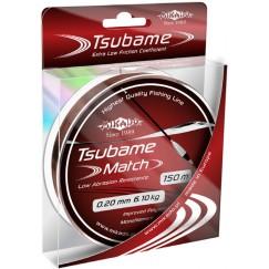 Леска монофильная Mikado Tsubame Match 150 м