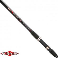 Удилище карповое Mikado Amberlite Medium Carp 360, композит, 3.6 м, тест: 3.25 lbs , 410 г
