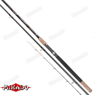 Удилище фидерное Mikado Hirameki Fishfinder Feeder 360, углеволокно,  3.6 м, тест: 90 гр , 263 г