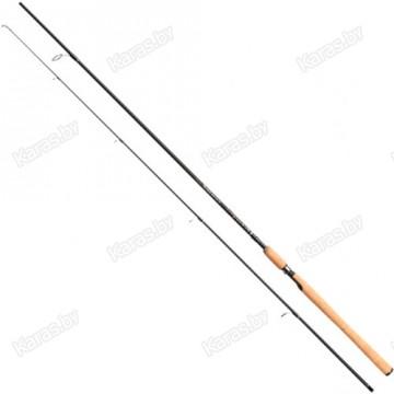 Спиннинг Mikado Almaz CDX Spin 240, углеволокно, штеккерный, 2,4 м, тест: 5-25 г, 180 г