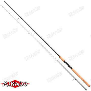 Спиннинг Mikado X-PLODE LIGHT Spin 270, углеволокно, штеккерный, 2,7 м, тест: 5-25 г, 260 г