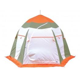Палатка зимняя Нельма 3 Люкс (2.80x2.45x1.90 м)