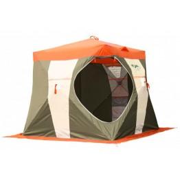 Палатка зимняя Нельма КУБ 1 (1.80x1.80x1.70 м)