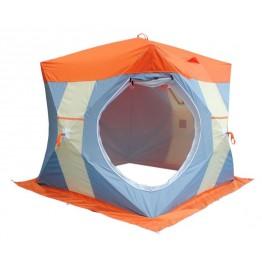 Палатка зимняя Нельма КУБ 2 Люкс (2.05x2.05x1.90 м)
