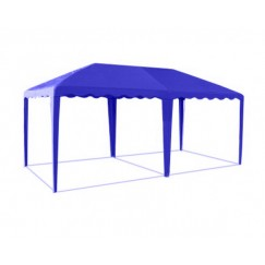Шатер Митек 6х3м (синий)
