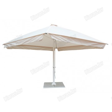 Зонт Митек телескопический квадратный 4х4м
