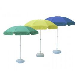 Зонт Митек круглый 1.8м (синий, зеленый и др.)