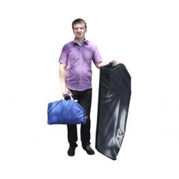 Торговая палатка Митек Кабриолет 1.5x1.5м (трубка 18мм)