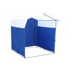 Торговая палатка Митек Домик 1.5х1.5м (трубка 18мм)