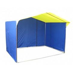 Торговая палатка Митек Домик 3.0x3.0м (квадратная трубка 20х20мм)