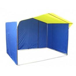 Торговая палатка Митек Домик 2.5х1.9м (трубка 18мм)